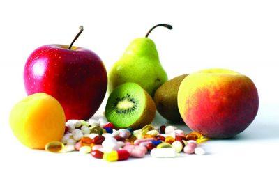 Ernährung, Abwehrkräfte & Nahrungsergänzungsmittel