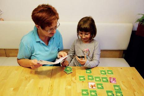 NutriDuo und NutriMove: Ernährungswissen spielerisch