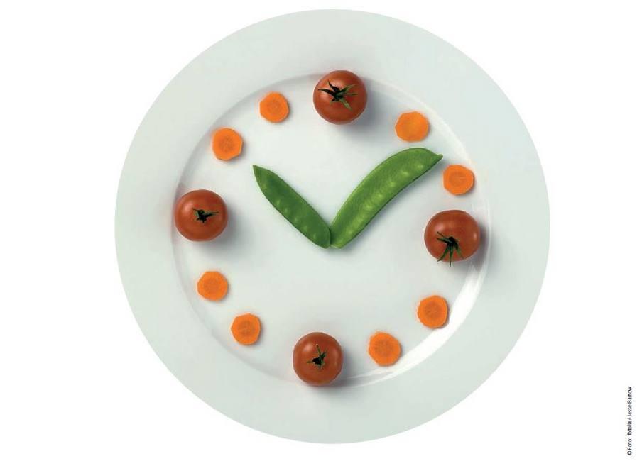 Chronobiologie von Ernährung und Stoffwechsel