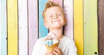 Kinder, Jugendliche, Süßigkeiten & Übergewicht