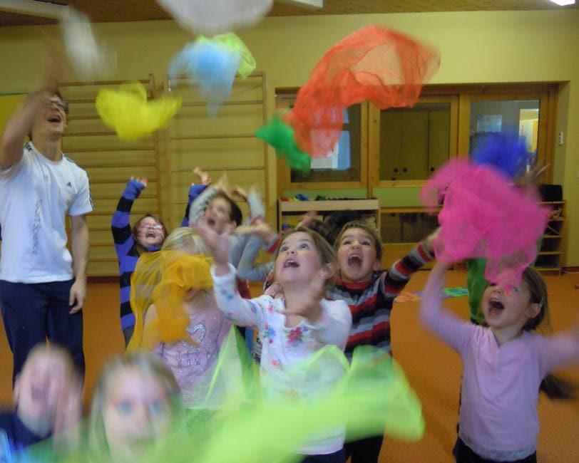 Endspurt für SALTO – ein Zwischenresümee der Adipositas-Präventionsinitiative im Setting Kindergarten
