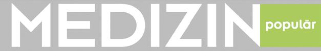 Logo - Medizin Populär