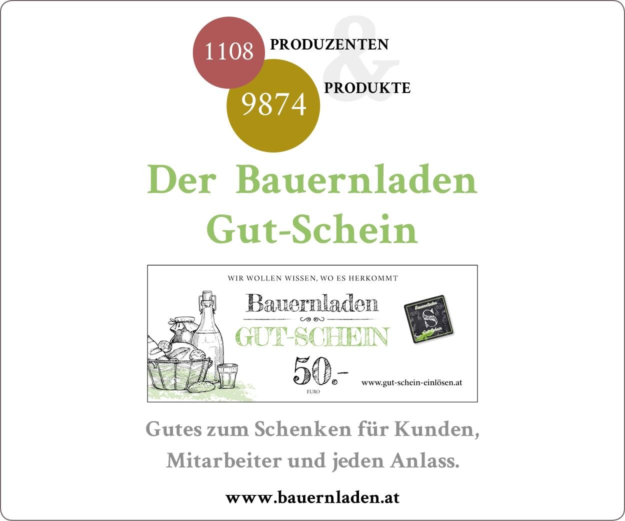 Bauernladen Gutschein